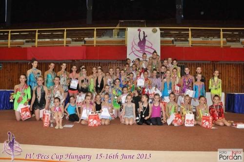 Pécsi RGSE - IV. Pécs CUP 2013