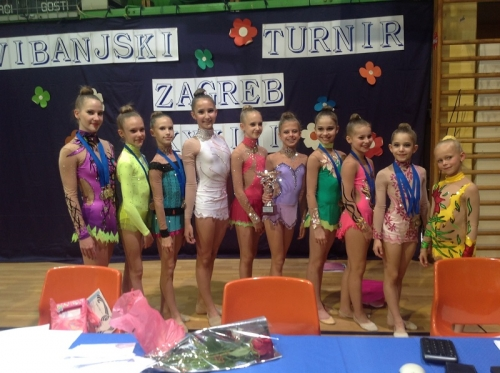 Május 25 – Zágráb, nemzetközi verseny