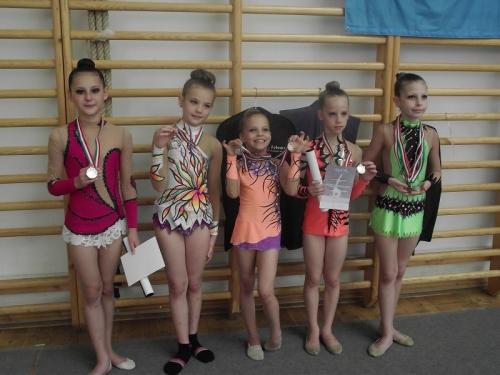 Vidékbajnokság Nagyatádon – Pécsi RGSE első helyekkel